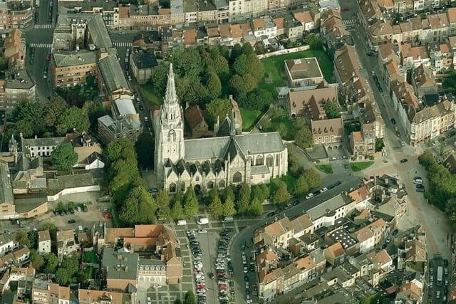 La collégiale Saints-Pierre-et-Guidon