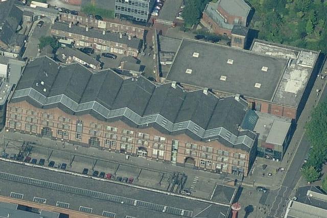 Musée des Sciences et de l'Industrie de Manchester
