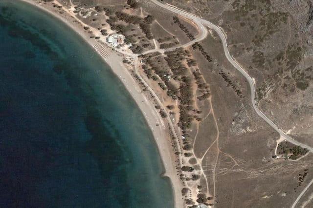 La baie de Karathona