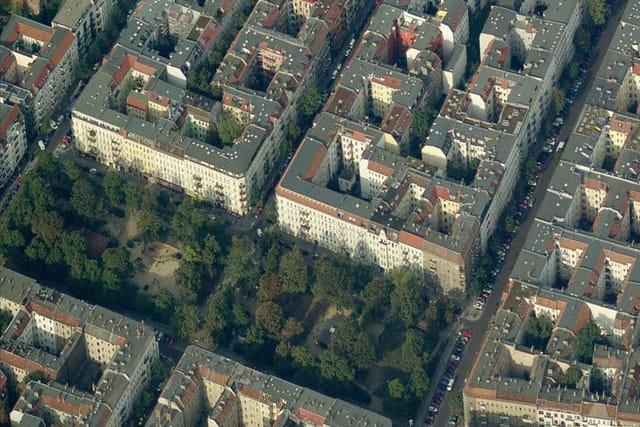 Le quartier Prenzlauer Berg