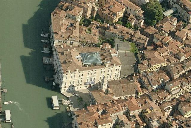 Le palais Grassi