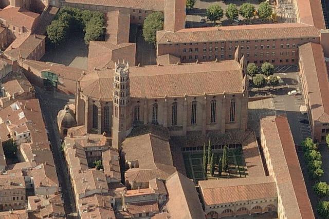 Église des Jacobins de Toulouse
