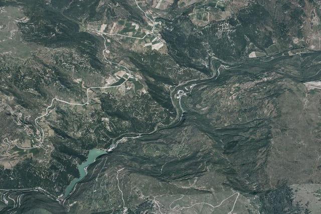 La vallée du Vomano