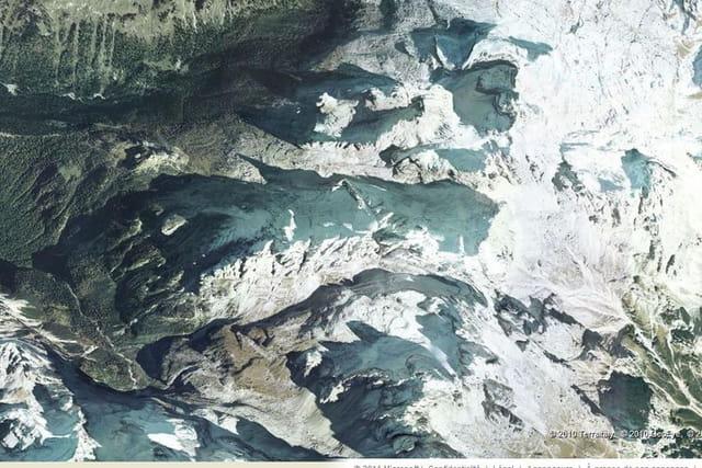 Le massif de Brenta