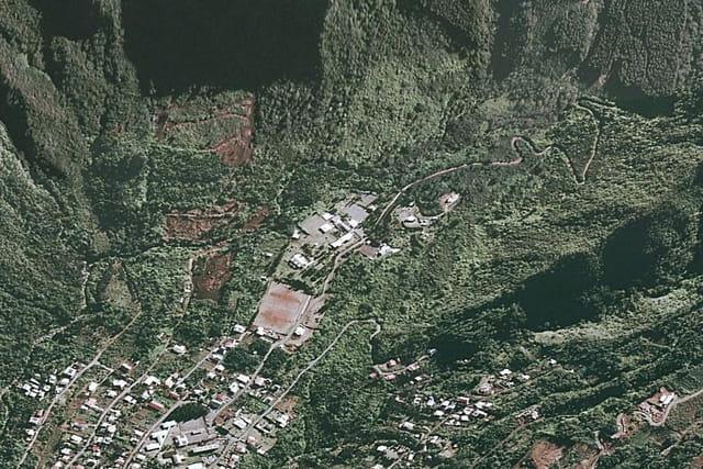 L'observatoire astronomique de la Réunion