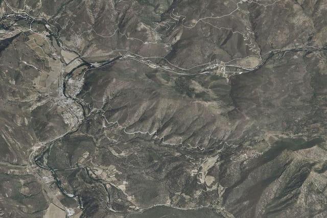 La vallée de Ponte-Leccia