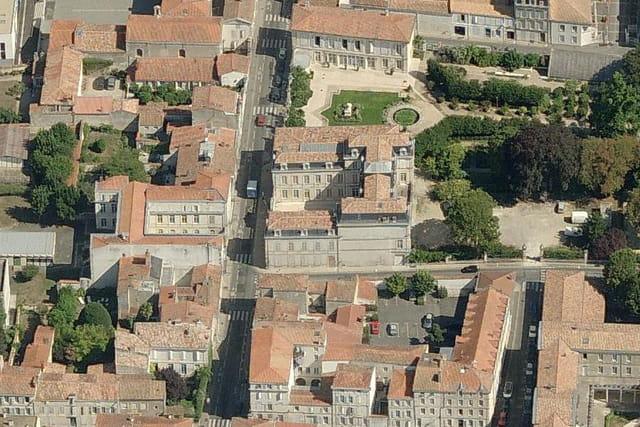 Le muséum d'histoire naturelle de La Rochelle