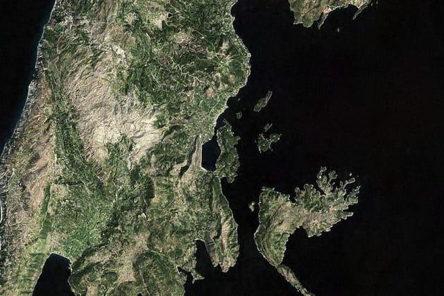 La baie de Nidrí