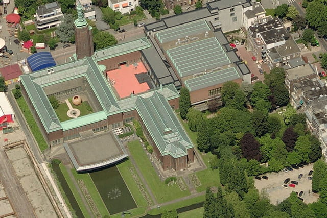 Musée Boijmans-Van Beuningen de Rotterdam