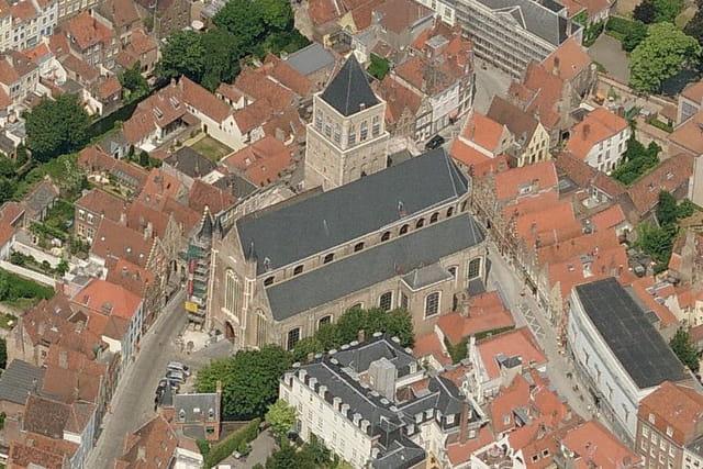 Eglise Sainte-Walburge de Bruges