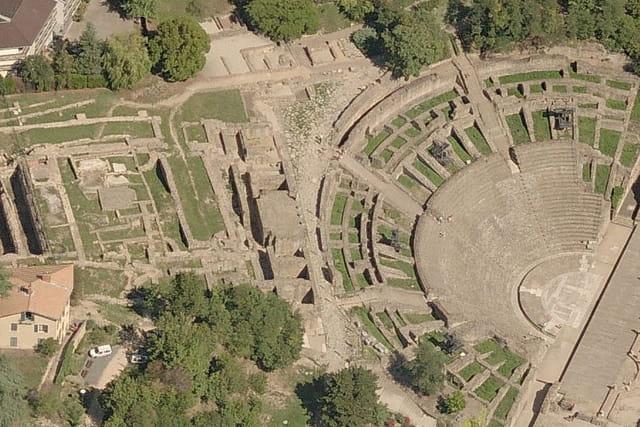 Parc archéologique de Fourvière