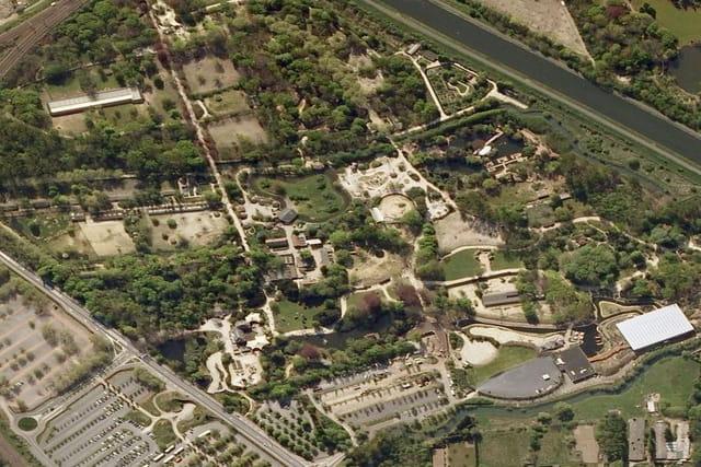 Le parc zoologique de Planckendael