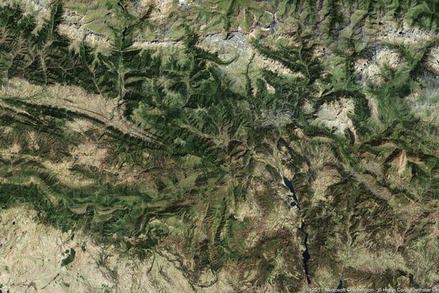 La vallée de Luz-Gavarnie
