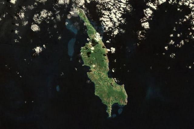 Les îles Belep