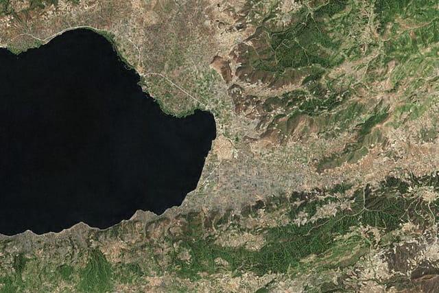 Les remparts d'Iznik