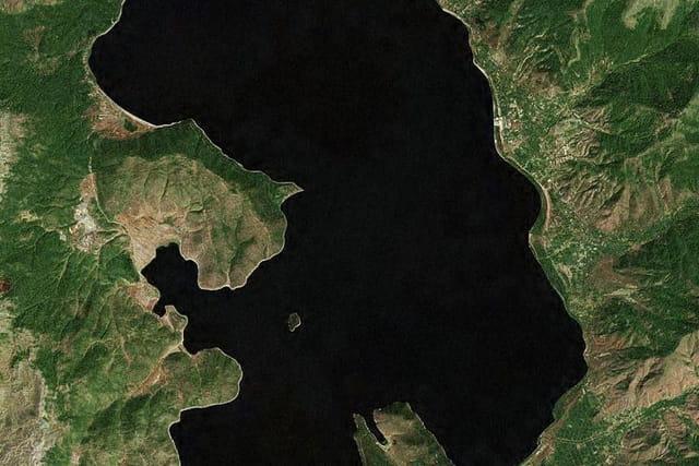Les lacs Prespa
