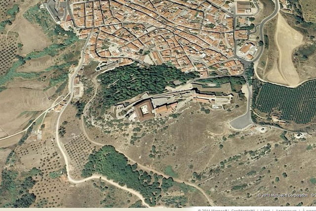 Le château de Palmela