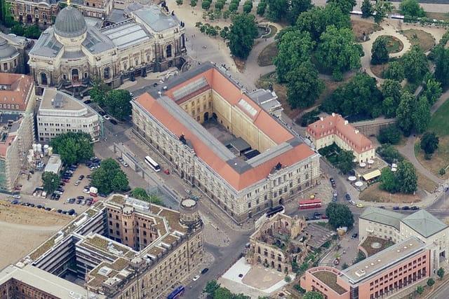 L'Albertinum de Dresde