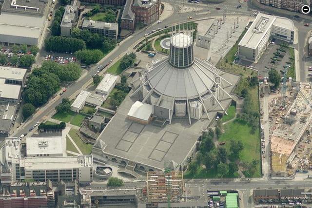 La cathédrale catholique de Liverpool