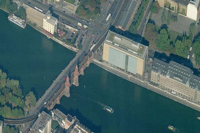Le pont de l'Oberbaum