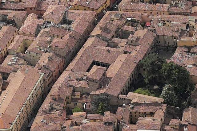 Le palais Bevilacqua