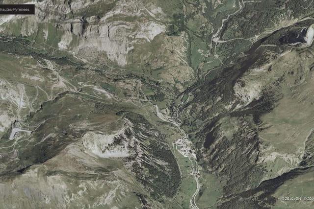 La vallée de Gavarnie