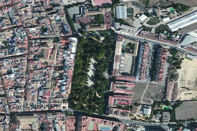 Le parc Alcántara-Romero