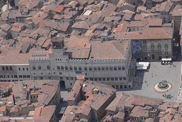 Le palais des Prieurs