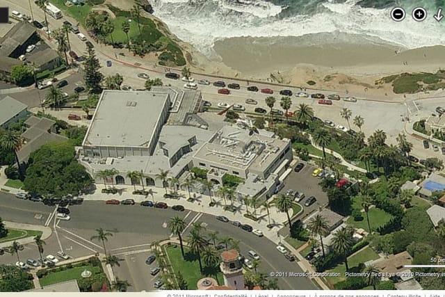 Le musée d'art contemporain de San Diego