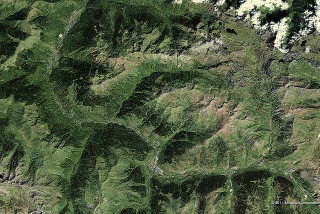 La vallée d'Arán
