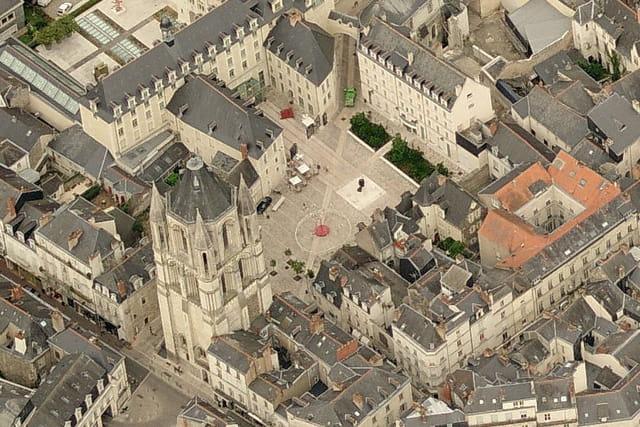 Abbaye Saint-Aubin d'Angers