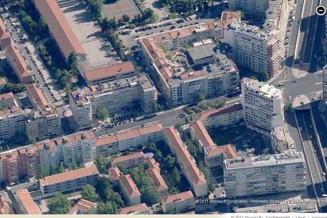 L'avenue de Rome