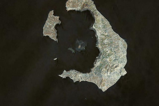 La cité d'Akrotiri