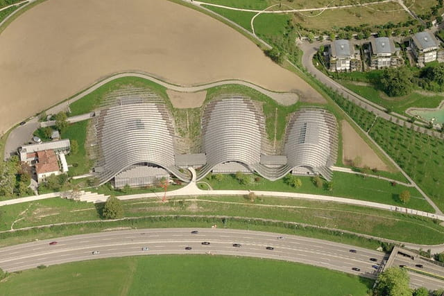 Centre Paul Klee de Berne