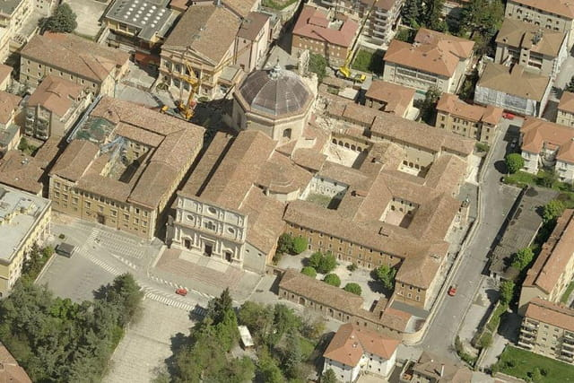 La basilique Saint-Bernardin de Sienne