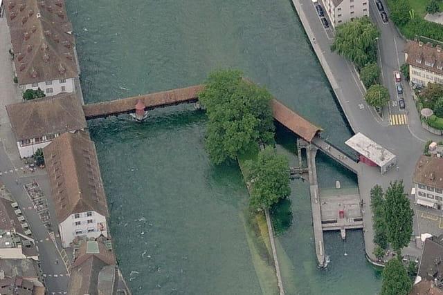Pont des Moulins de Lucerne