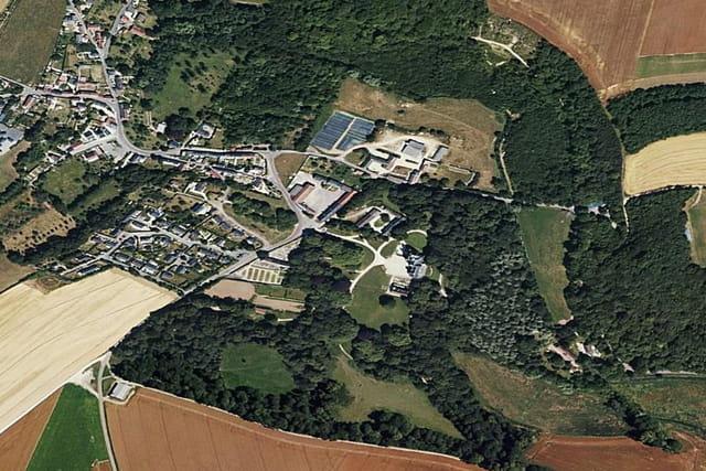 Le château de Fontaine-Henry