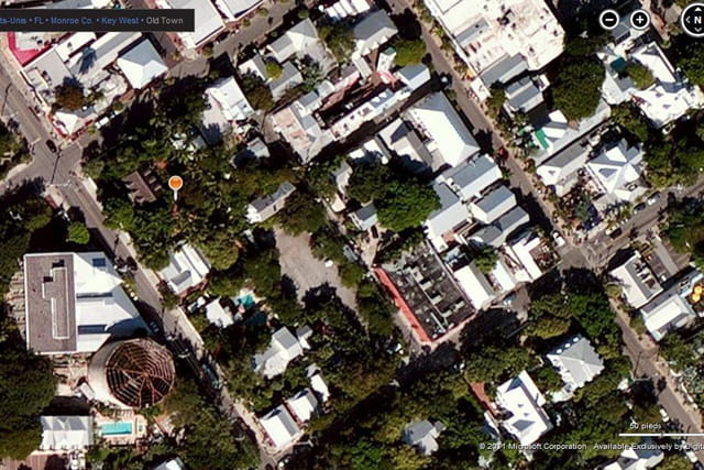 La maison Audubon et ses jardins tropicaux