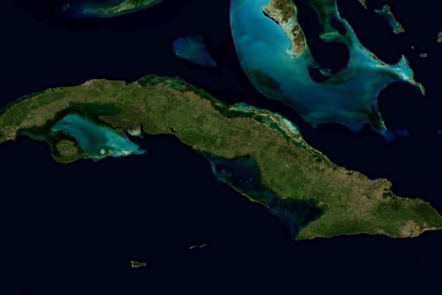 L'île de Santa María