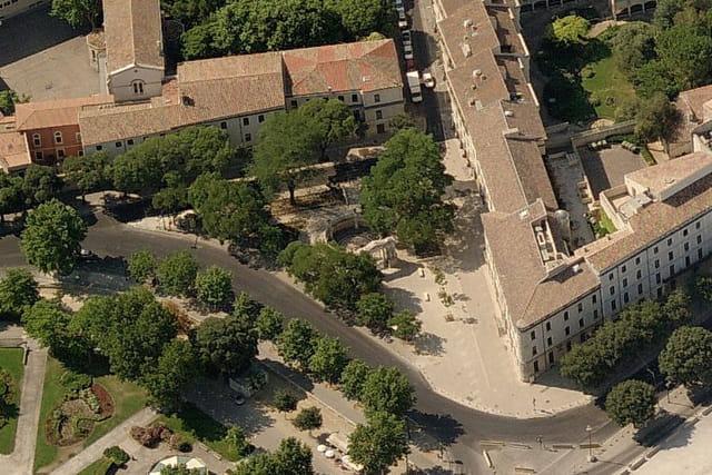 Castellum de Nîmes