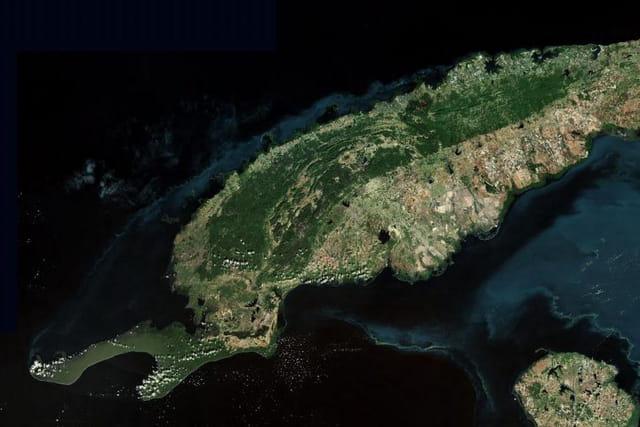 L'île de Levisa