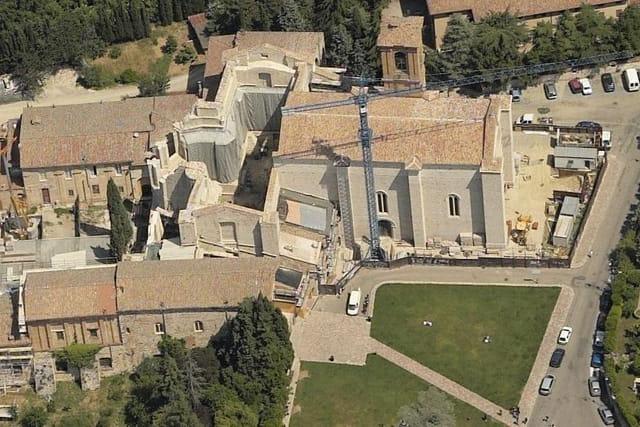 L'oratoire Saint-Bernardin