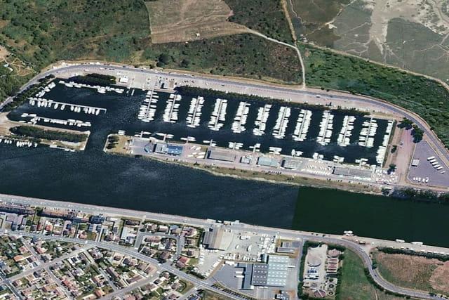 Port de plaisance de Ouistreham
