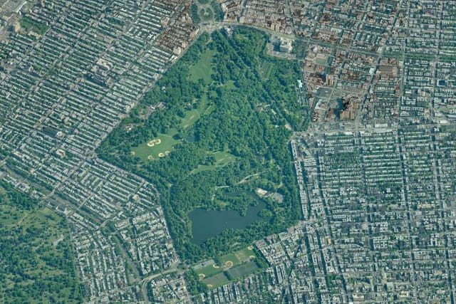 Le jardin botanique de Brooklyn