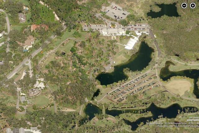 Le jardin botanique et tropical de Fairchild