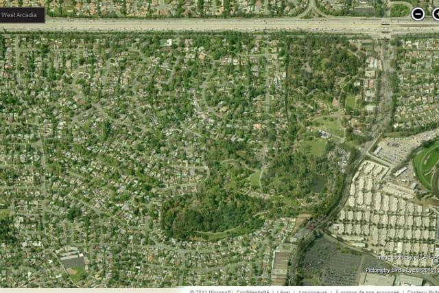 L'arboretum et le jardin botanique du comté de Los Angeles