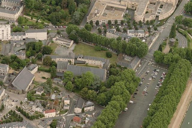 Le musée Jean-Lurçat et de la Tapisserie contemporaine d'Angers