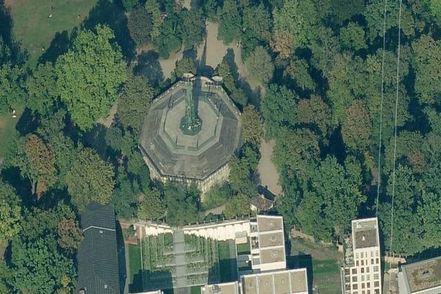 Le monument national des Guerres de Libération