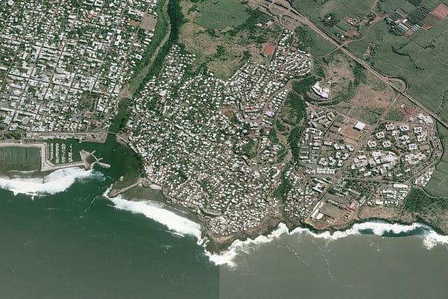 Le village de Terre-Sainte