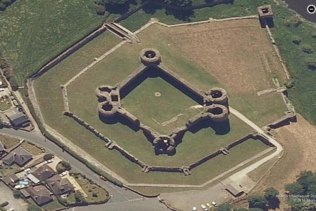 Le château de Rhuddlan
